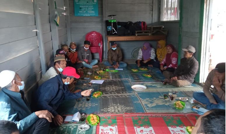 Kelompok Usaha Bersama di Dusun Talang Pisang